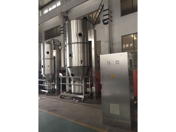 FG Series Fluid Bed Dryer